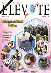 Magazine Cover April 2020